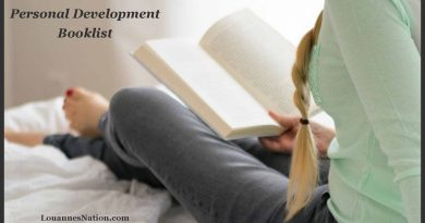 personal development booklist