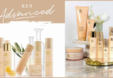 Morning skincare routine - RE9 Advanced