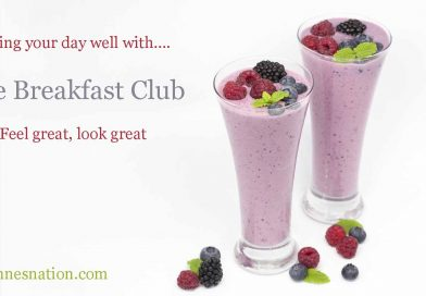 The breakfast club how to start your day feeling great and looking great
