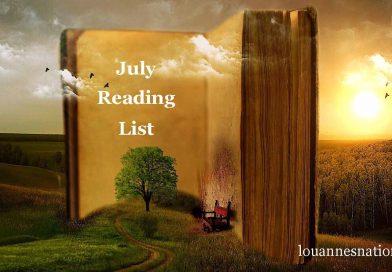 July reading list - personal development booklist