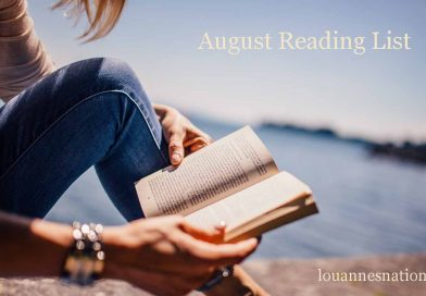 August Reading List - Personal Development reading for the month