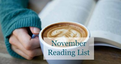 November Reading List for Personal Development